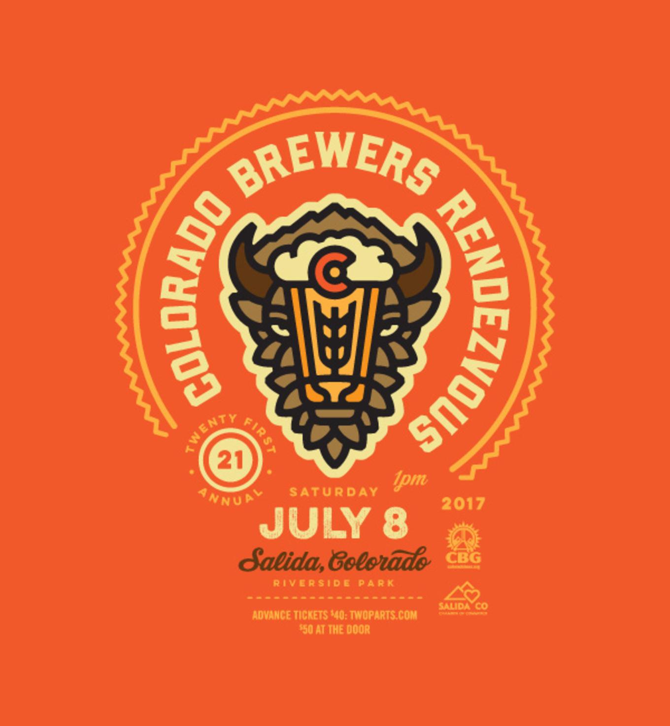 Colorado Brewers Guild Celebrates 21st Annual Colorado