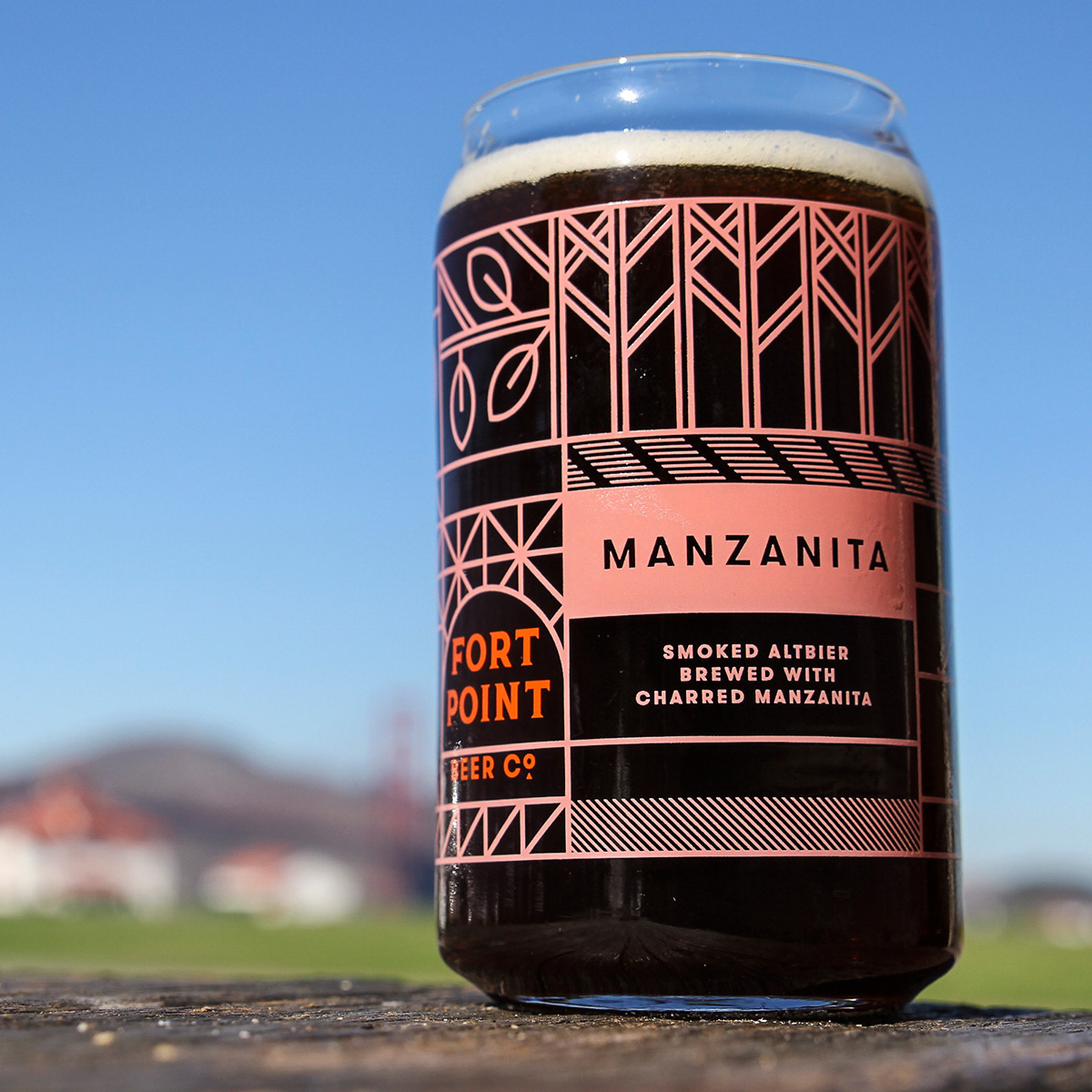 manzanita smoked altbier