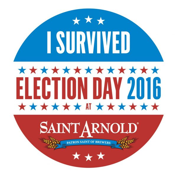 Saint Arnold Election Day