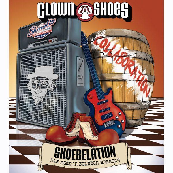 shmaltz clown shoes shoebelation