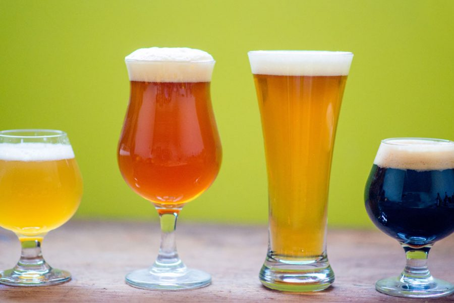 summer beers without fruit