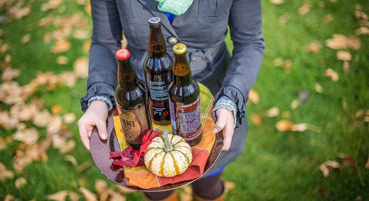 Thanksgiving Craft Beer Shopping List