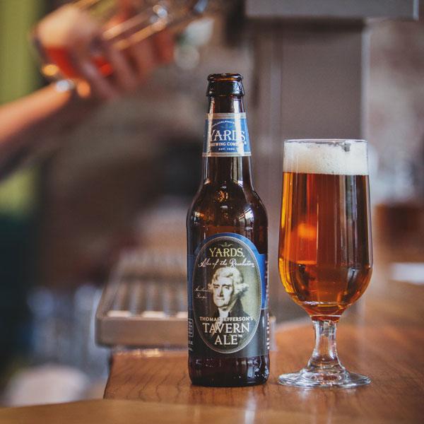 America's Earliest Presidents Loved Beer