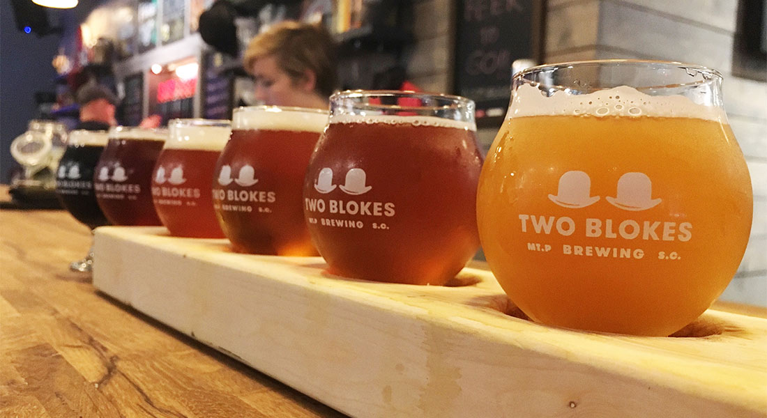 Two Blokes Brewing Company