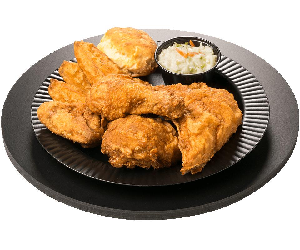 4 Piece Chicken Dinner