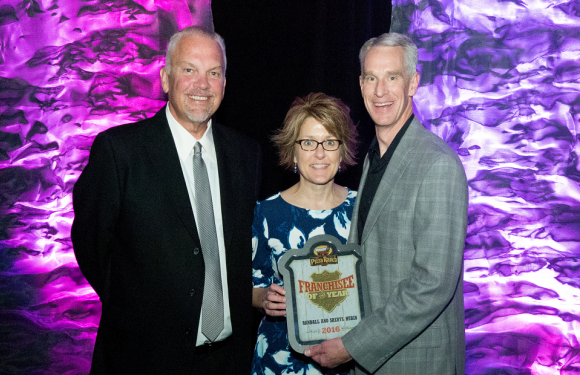 2017 Pizza Ranch Franchisee of the Year