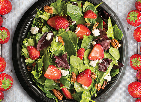 Strawberry Spinach Salad Feature 470X338