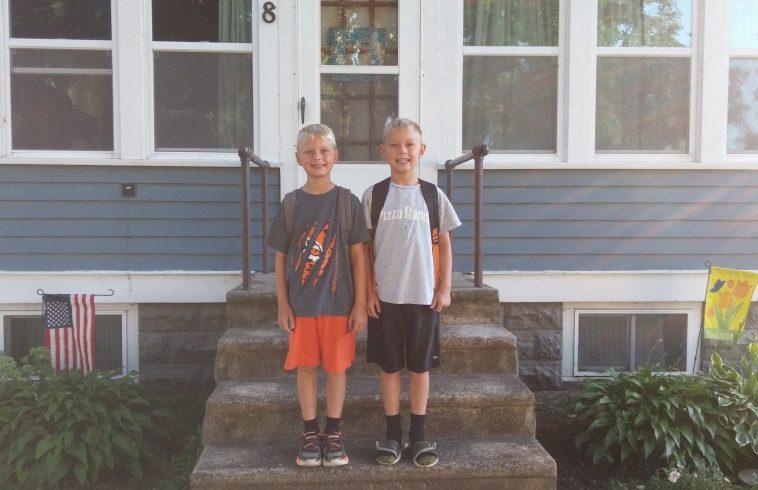 Monday Mission- Back to School Prayers