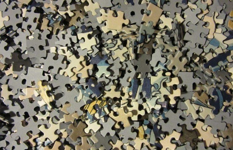 Friday Devotional- Broken Pieces
