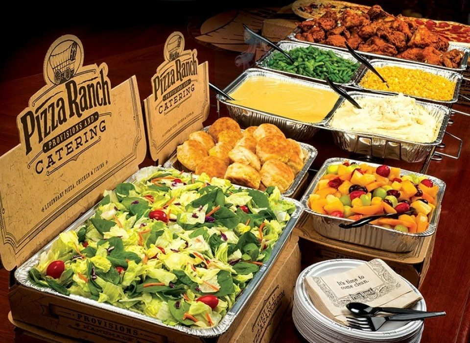 Pizza Ranch Caters