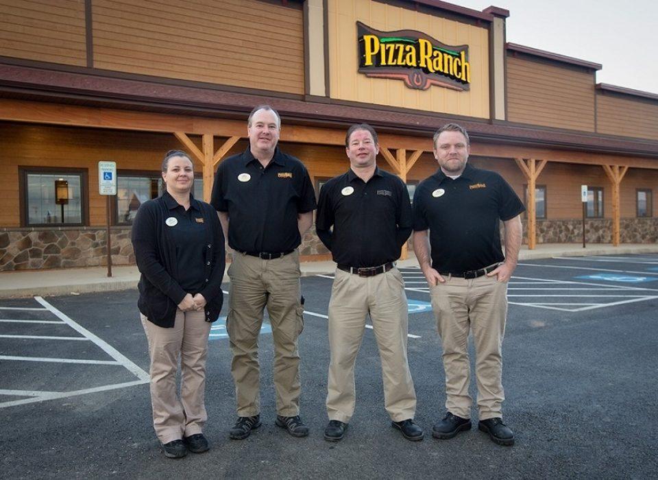 Helena Pizza Ranch Staff