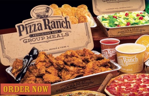 Pizza Ranch Caters!
