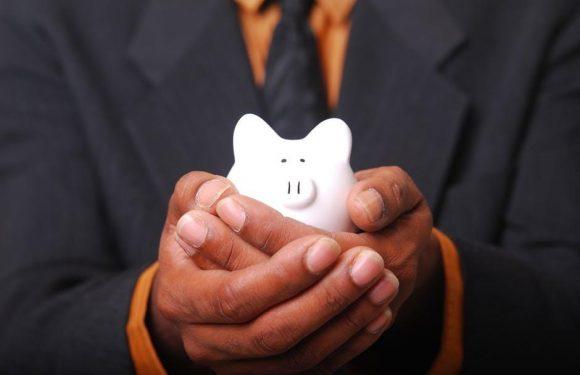 Piggy Bank Deposit
