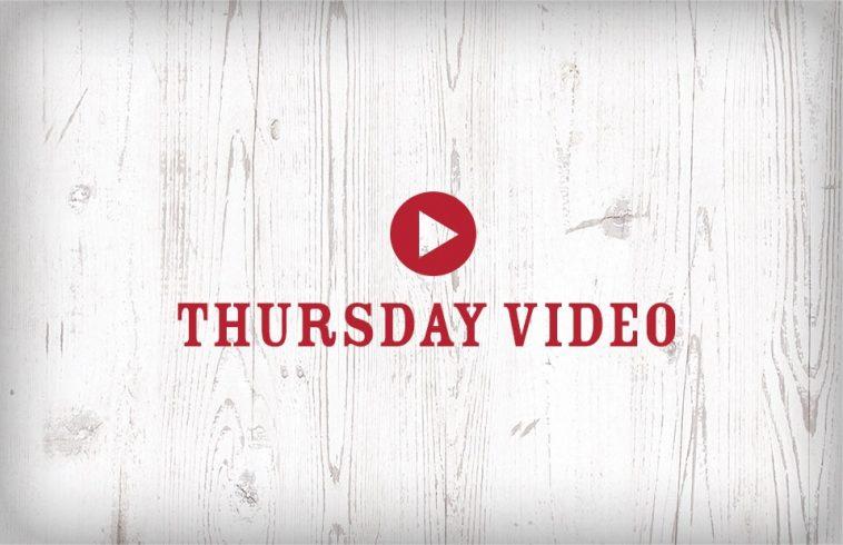 Thursday Video- A Walk Down Memory Lane