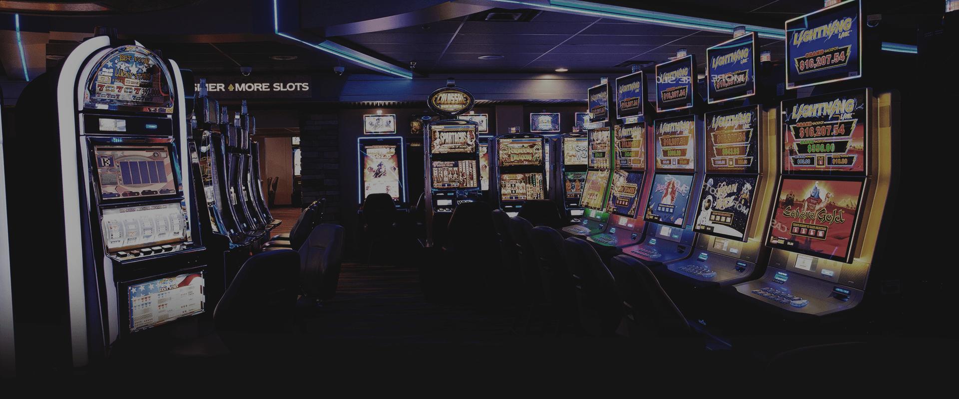 Creek Nation Eufaula electronic games