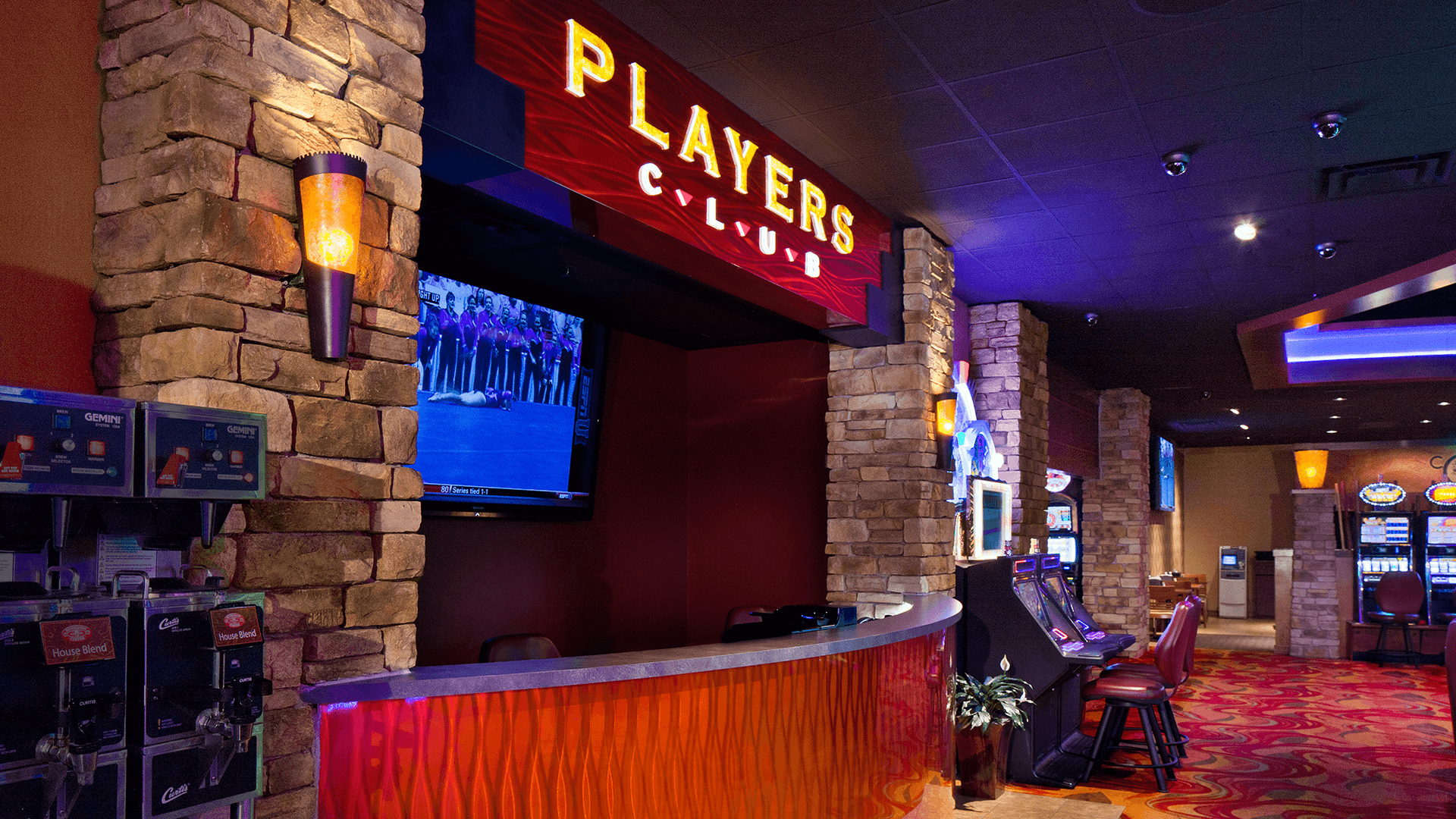 players club at one fire casino