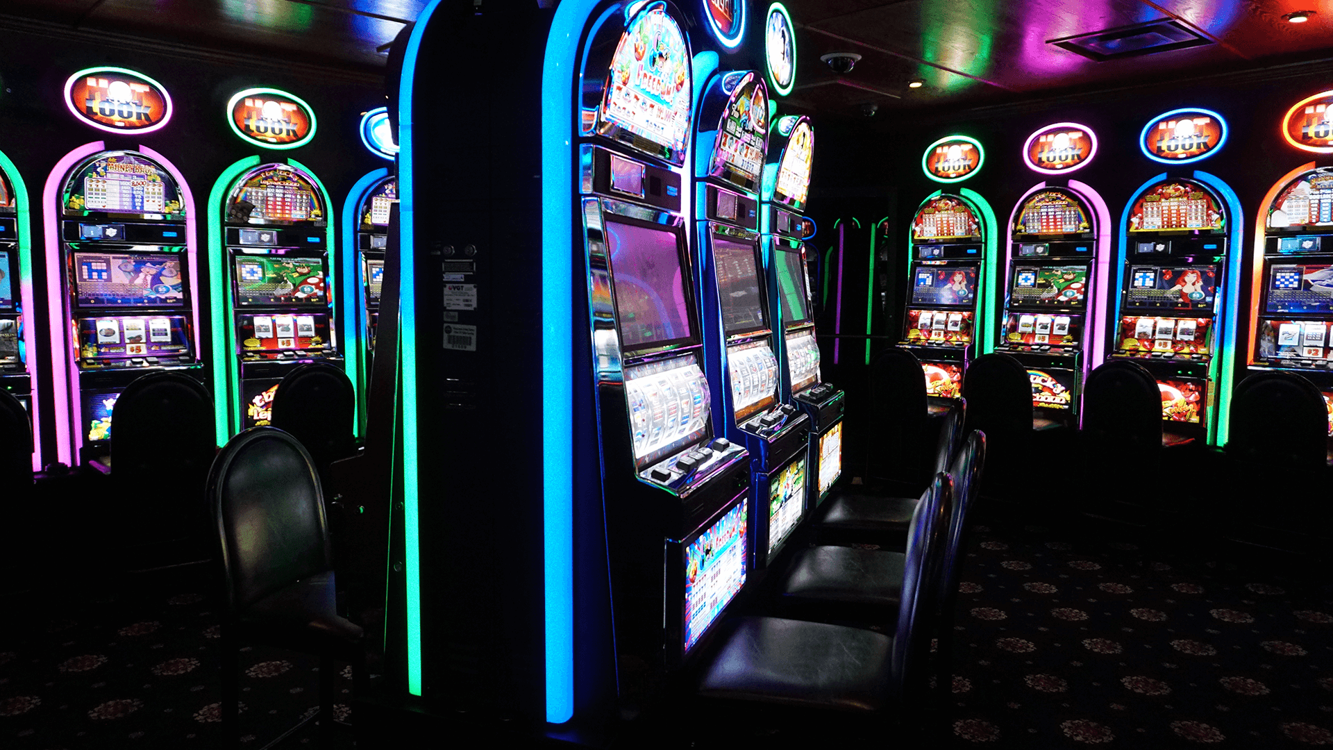 Creek Nation Casino Bristow electronic games