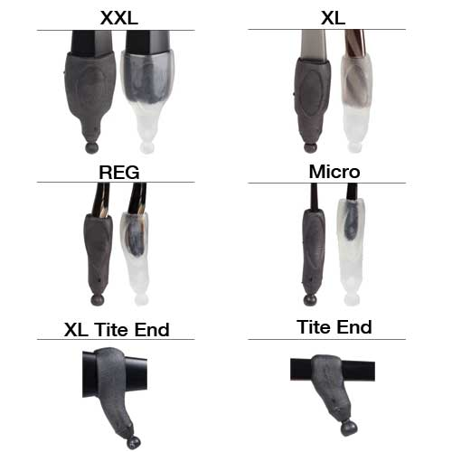 Croakies ARC and Terra System End Replacements 2-Pack