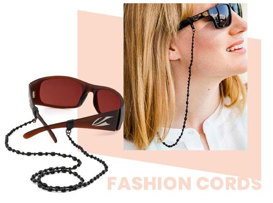 Andevan™ Solid Color Sunglasses,Eye wear Adjustable Holders//Cords//Retainers