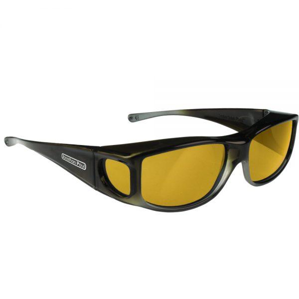 d1a4e05d80704 Jett Olive Charcoal Polarvue yellow - Jonathan Paul Eyewear