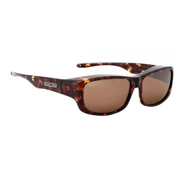 b4311f632c90 Pandera Shiny Tortoise amber - Jonathan Paul Eyewear