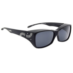 itovers royale black grey lens
