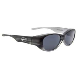 fitovers seaside black grey lens