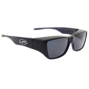 fitovers maui black with grey lens
