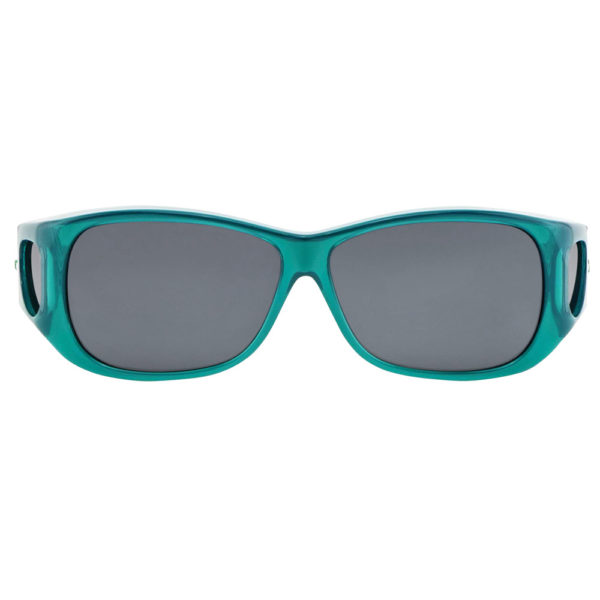 fitovers diamond cut jade with grey lens