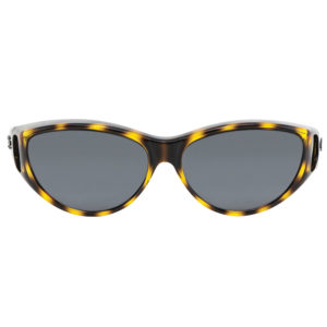 fitovers kitti kat leopard black fron view