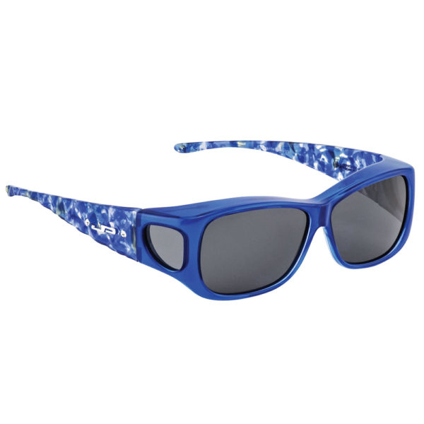 fitovers diamond cut blue marble grey lens