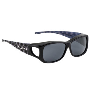 fitovers diamond cut black marble grey with grey lens