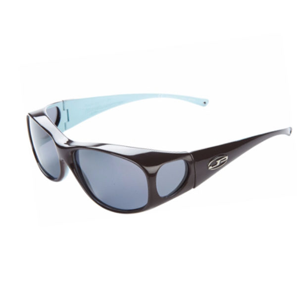 fitovers 2tone brown blue grey lens