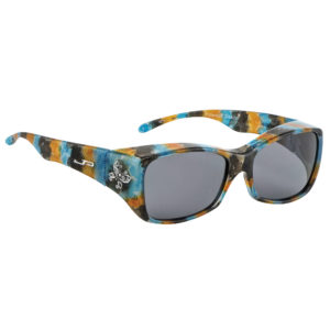 fitovers blue morpho with grey lens