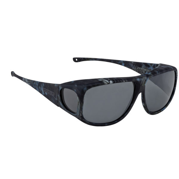 fitover aviator kryptek neptune with grey lens