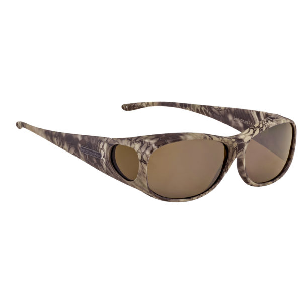 Fitovers Element Kryptek Highlander with amber lens