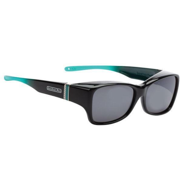 fitovers twilite emerald grey lens
