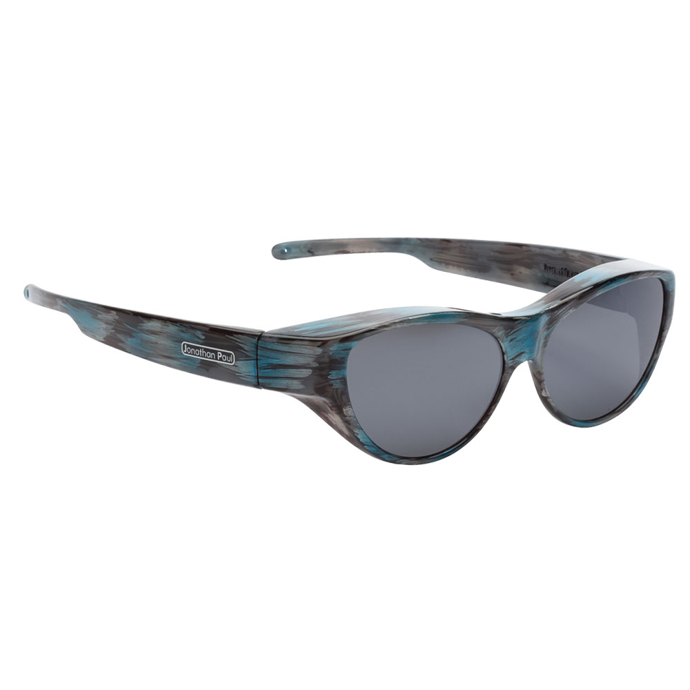 fitovers vintage kitty teal grey lens