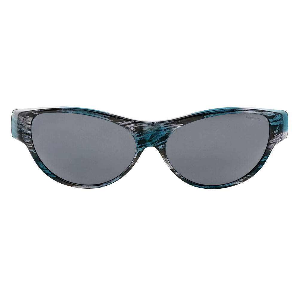 fitovers vintage kitty teal grey