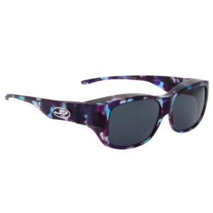 fitovers vintage purple with grey lens