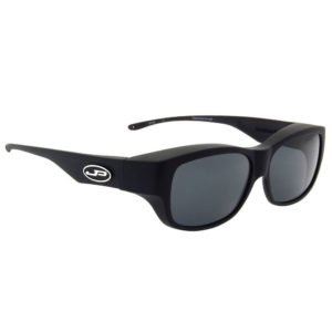 fitovers vintage black with grey lens