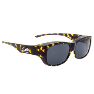 fitovers vintage tortoise with grey lens
