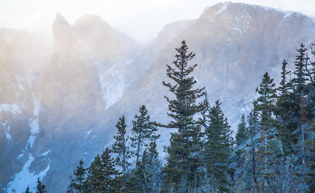 Rocky Mountain National Park by Bradley Weber