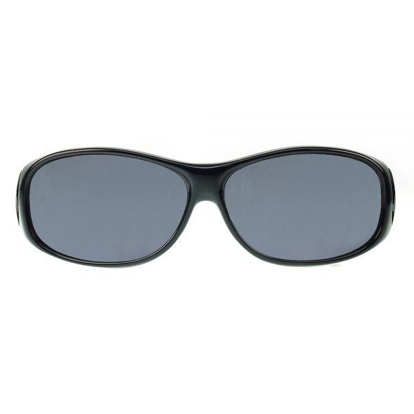 Jonathan Paul Twilite Black Raspberry POLARVUE Grey Lens