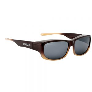 fitovers pandera toffee fade with grey lens
