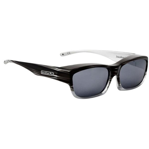 Jonathan Paul Fitovers Sunglasses coolaroo black stripe