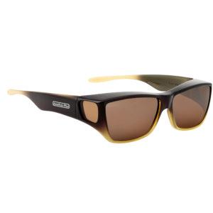 fitovers traveler brown amber lens
