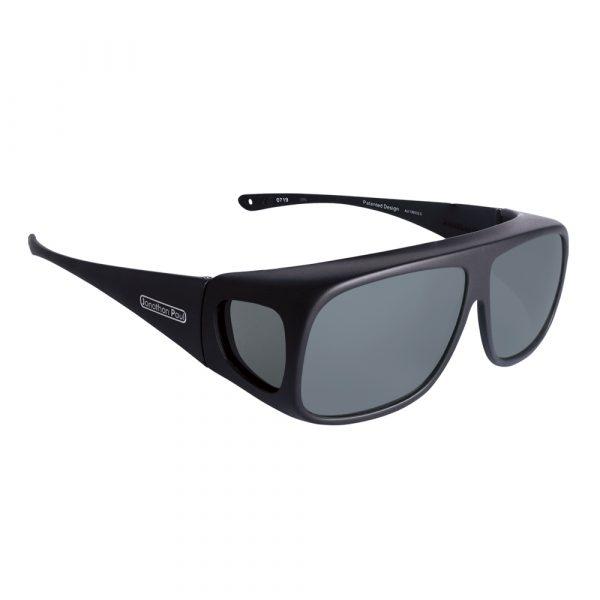 Jonathan Paul Fitovers Navigator black with grey lens