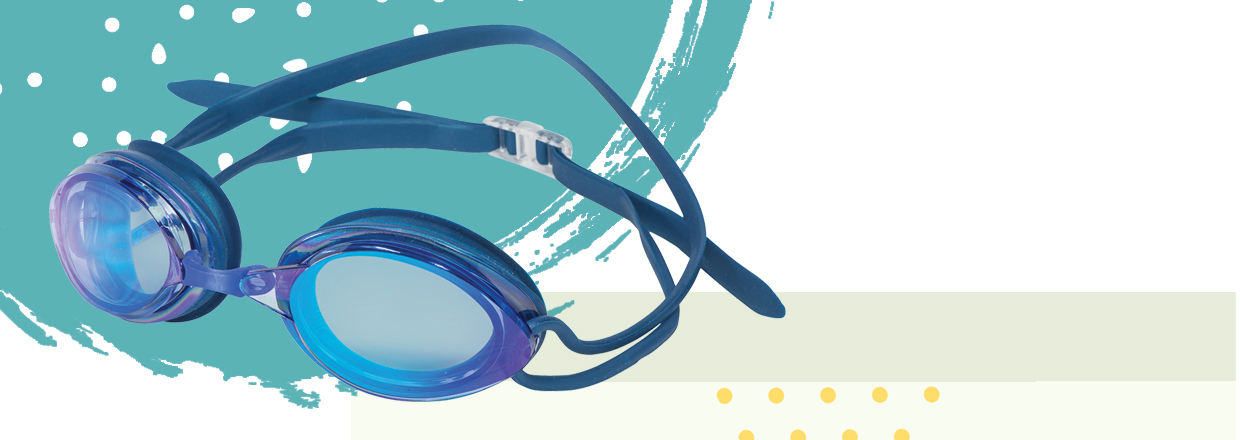 Sailfish Swim Goggles from Leader Swim