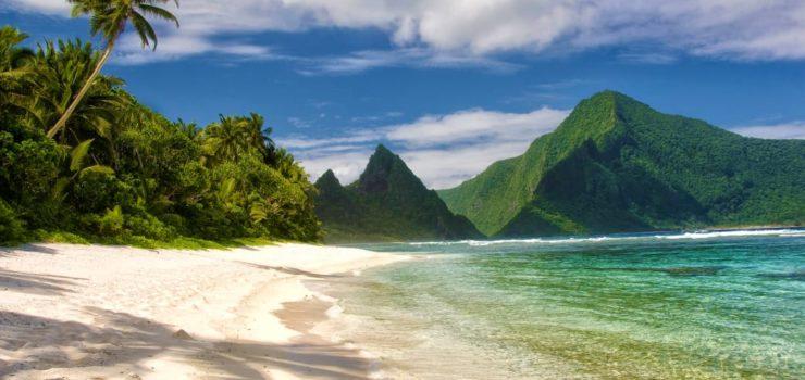 National Park of American Samoa.